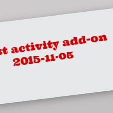 Активность пользователей