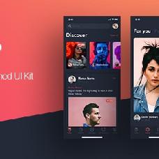 ZINGO - Social UI Kit for Mobile App
